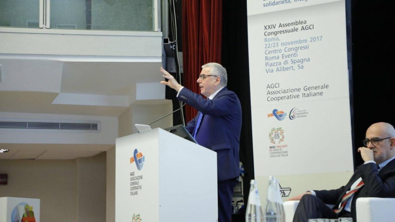 Il XXIV Congresso dell'Associazione delle Cooperative Italiane