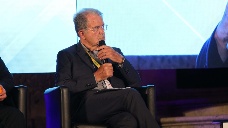Festa di Avvenire, il dialogo con Romano Prodi
