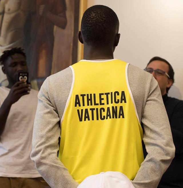 """L'inclusione attraverso lo sport, la """"Via Pacis"""" con Athletica Vaticana"""