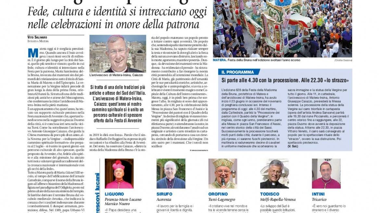 La Festa di Avvenire – Il concerto del cardinale Lorenzo Baldisseri