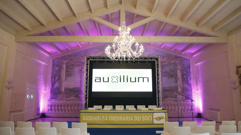 Convocazione dell'assemblea dei soci della Cooperativa Auxilium