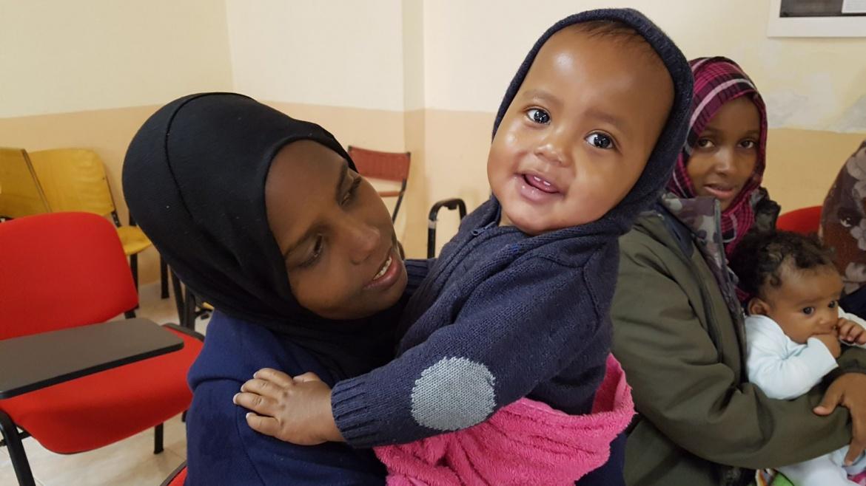 Dalle carceri in Libia a un Mondo Migliore