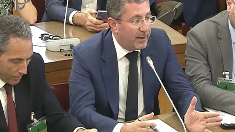 Angelo Chiorazzo in audizione alla Camera dei Deputati
