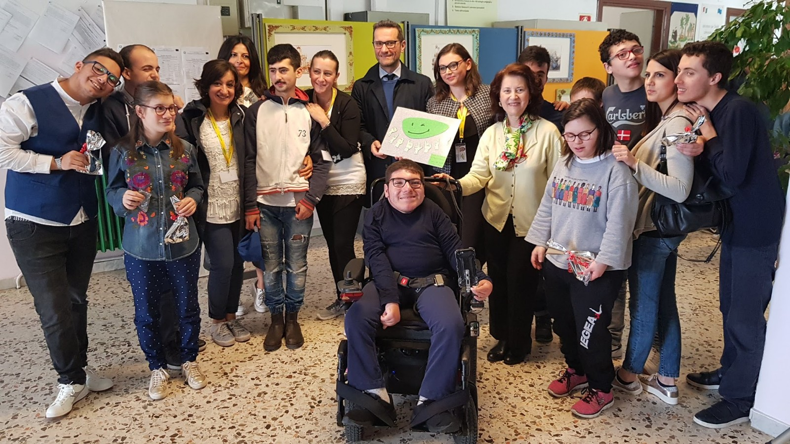 progetto inclusione sociale Auxilium cooperativa