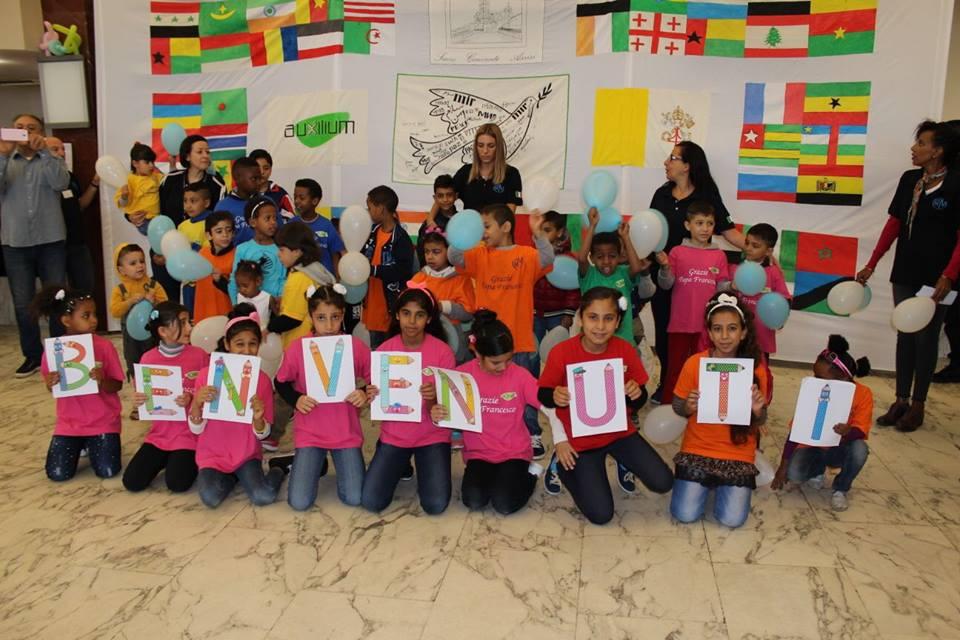 UNICEF Italia in visita  Mondo Migliore