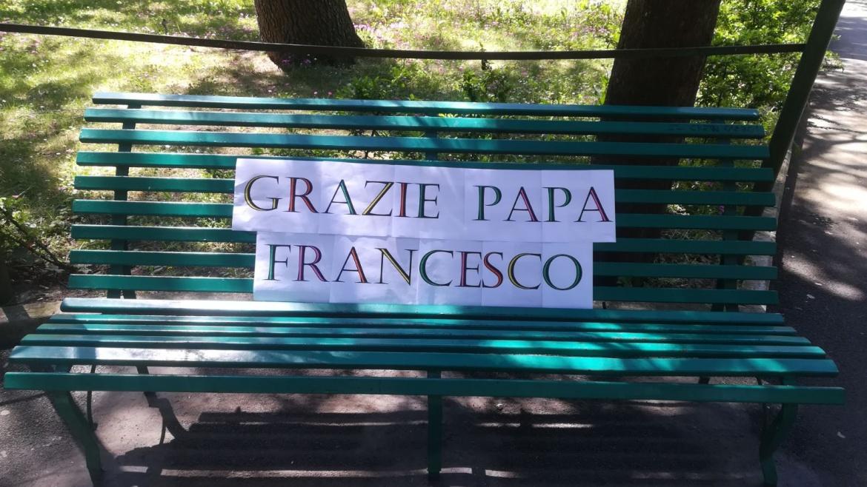 Un gelato con Papa Francesco per il suo onomastico