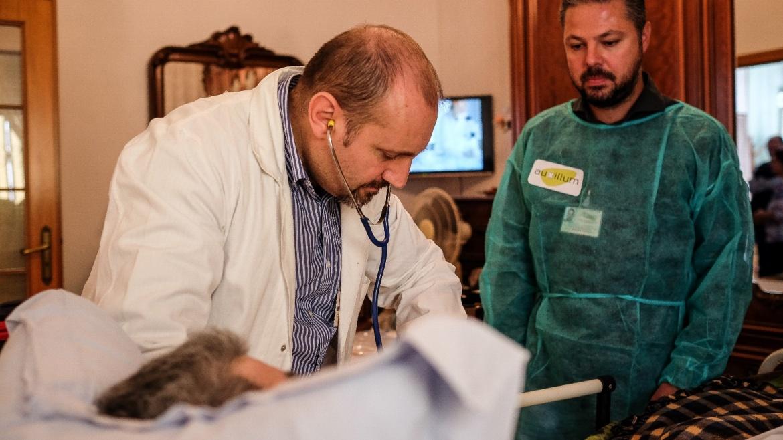 Il servizio ADI della Cooperativa Auxilium promosso a pieni voti dai pazienti
