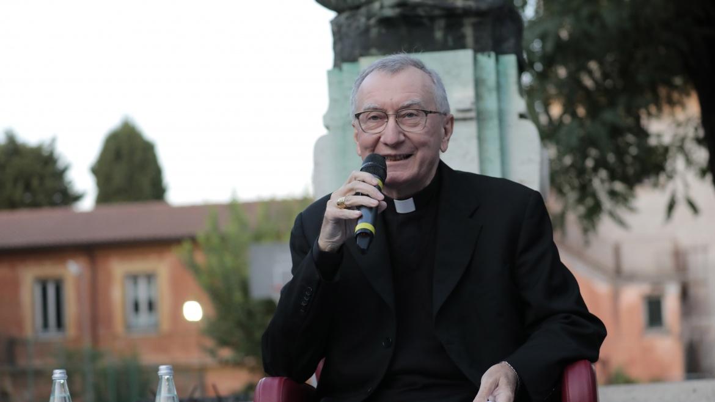 """""""La Tunica e la Tonaca"""" presentato dal cardinale Pietro Parolin"""