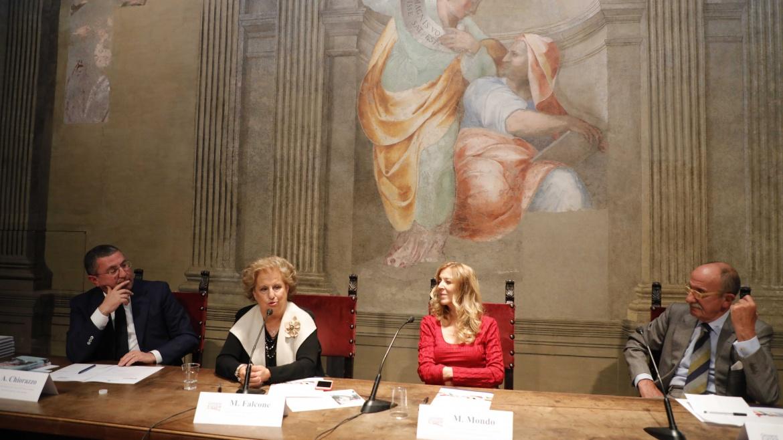 """La presentazione del libro """"Giovanni Falcone: le idee restano"""""""