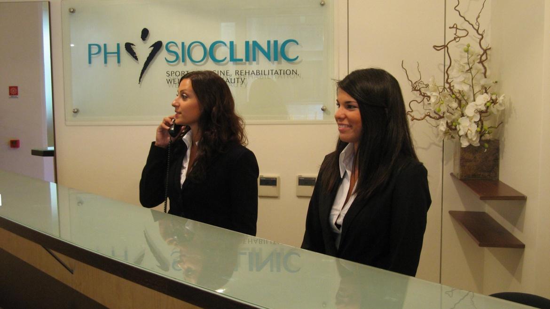 Physioclinic un centro polivalente di medicina sportiva nel cuore di Milano