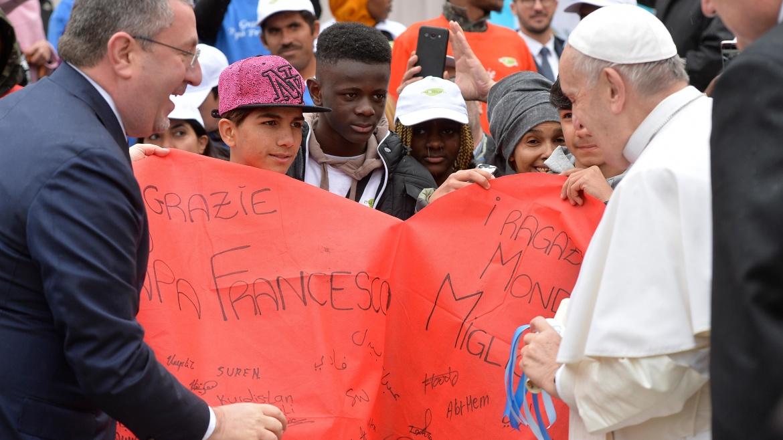 """AGI, Chiorazzo: """"Le parole del Papa contro l'inimmaginabile inferno della Libia sollecitano l'Europa a cambiare"""""""