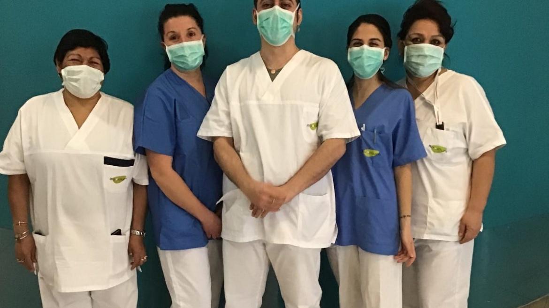 Coronavirus: i team di Auxilium della Lombardia in prima linea