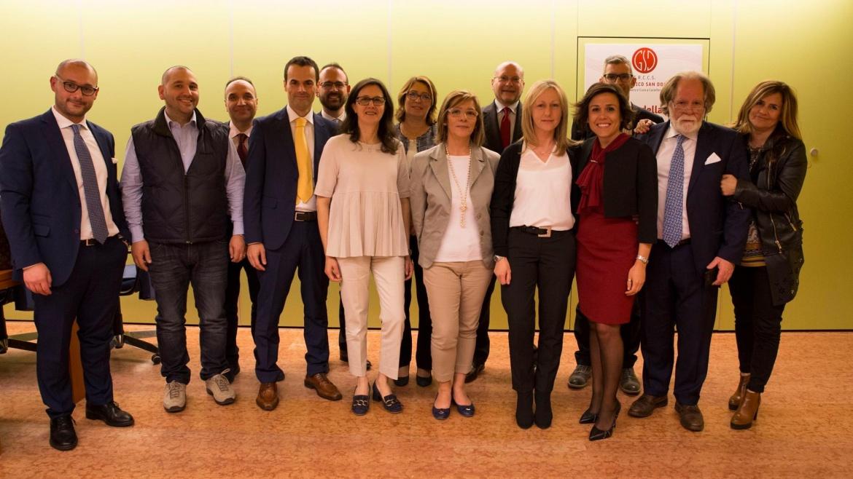 Auxilium al Primo Congresso infermieristico del Gruppo Ospedaliero San Donato