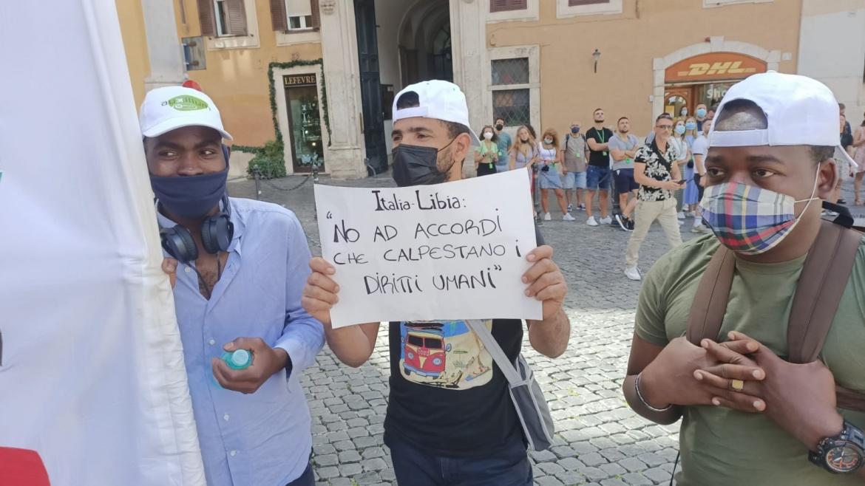 SIR, la cooperativa Auxilium dice NO agli accordi Italia-Libia