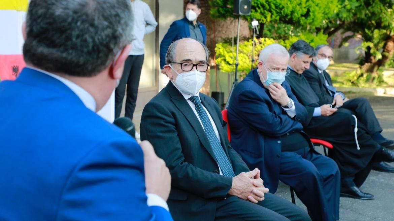 L'Osservatore Romano, Bassetti e Cafiero De Raho al centro Mondo Migliore
