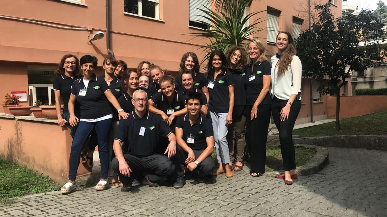 Centro Giaccone: la Cooperativa Auxilium al servizio di mamme e bambini