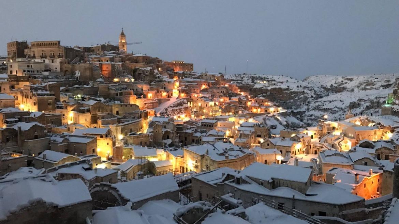 La bufera e il ghiaccio non hanno fermato l'Assistenza domiciliare integrata in Basilicata
