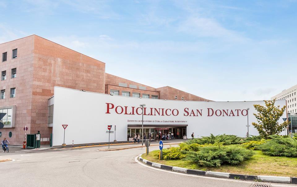 Lettere di ringraziamenti dal Policlinico San Donato