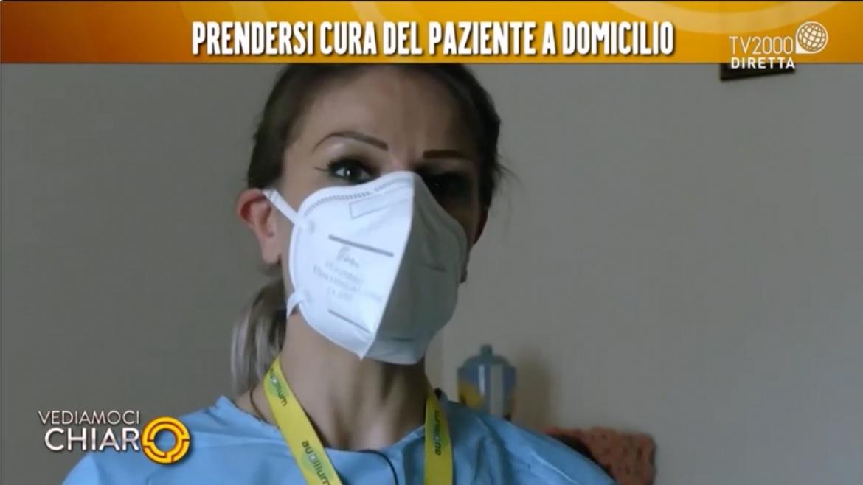 TV2000 con Auxilium nelle case dei pazienti dell'ADI Basilicata