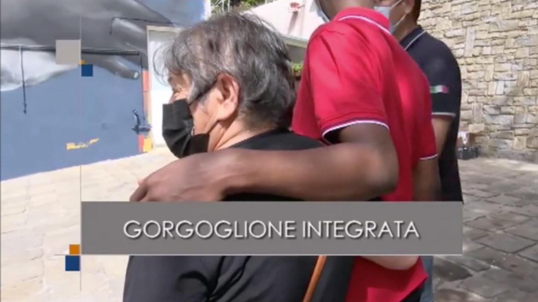 Gorgoglione, quando l'integrazione passa per la tavola