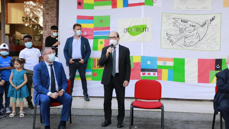 AGI, la solidarietà del Procuratore Cafiero de Raho, capo della DNA, ad Auxilium