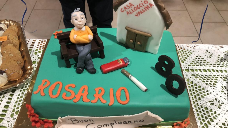 Casa Vallina festeggia gli 80 anni di Rosario