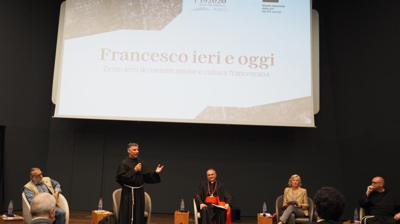 "Auxilium con i francescani per la mostra ""Francesco ieri e oggi"""